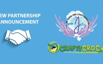 JYLF Partners with Crafty Croc